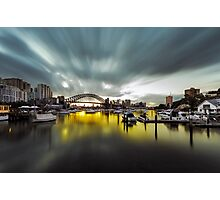 Lavender Bay - Sydney Photographic Print
