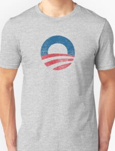 Retro Obama Logo Shirt T-Shirt