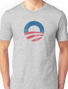 Retro Obama Logo Shirt Unisex T-Shirt