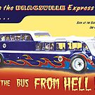 Dragster Bus by bonchustown