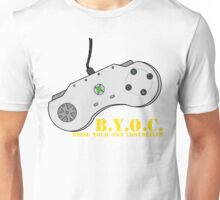 Bring Your Own Controller Unisex T-Shirt