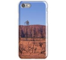 The Red Centre iPhone Case/Skin