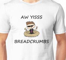 Aw Yiss Breadcrumbs Unisex T-Shirt