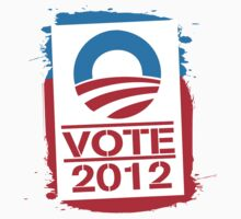 Vote Obama 2012 T Shirt by ObamaShirt