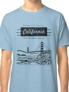 California Vacation II Classic T-Shirt