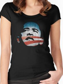 Obama 2012 Shirt Women's Fitted Scoop T-Shirt