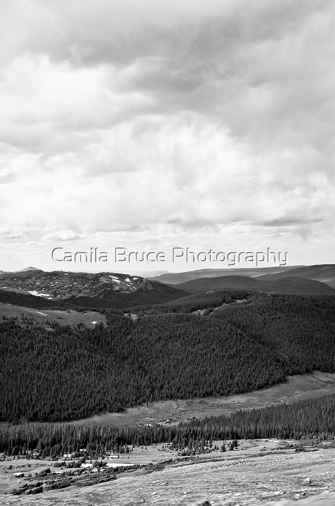 Rocky Mountains 2 by Camila Bruce Photography
