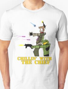 Chillin' With The Chief T-Shirt