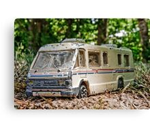 Micro Winnebago Canvas Print
