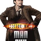Doctor Who Manchu by uberderpyhooves