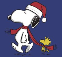 Snoopy Claus! by Mamix