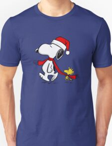 Snoopy Claus! T-Shirt
