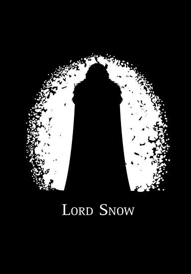 Lord Snow by JenSnow