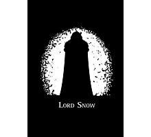 Lord Snow Photographic Print