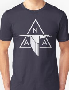 North American Aviation Logo (White) T-Shirt