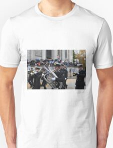 The Lord Mayor's Show in London is the world's largest unrehearsed procession Unisex T-Shirt