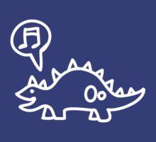 Musical Dino (Various Styles) by tinysaurus