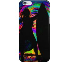 The Goddess of Surf iPhone Case/Skin