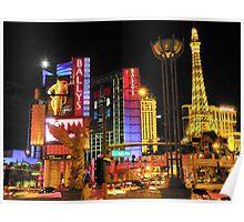 Las Vegas Blvd Poster
