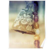 beach belle Poster