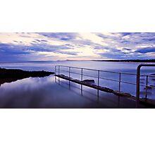 Sawtell Rock Pool Photographic Print