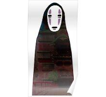 Spirited Away - No face - bathhouse Poster