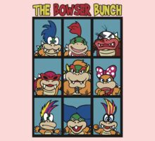 The Bowser Bunch Kids Clothes