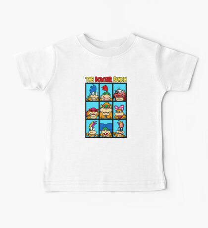 The Bowser Bunch Baby Tee