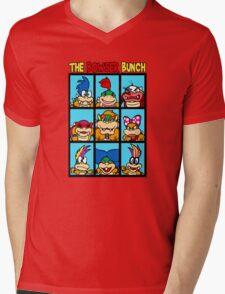 The Bowser Bunch Mens V-Neck T-Shirt
