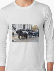 The Lord Mayor's Show in London is the world's largest unrehearsed procession Long Sleeve T-Shirt