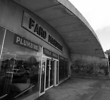 Faro Hardware store, Picton, NSW by Ian Ramsay