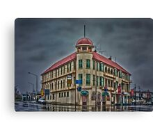 The Timaru Hydro Canvas Print