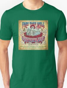 fare thee well - grateful dead T-Shirt