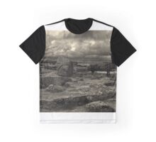 Stormy Moor Graphic T-Shirt