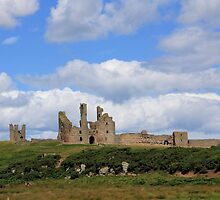 Dunstanburgh Castle by Tom Curtis