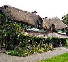 swiss cottage by Gregoria  Gregoriou Crowe