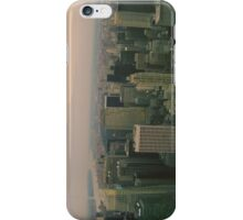 New York City Manhattan View from Empire State Building iPhone Case/Skin