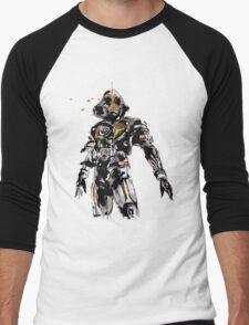 Kamen Rider Ghost Paint Men's Baseball ¾ T-Shirt