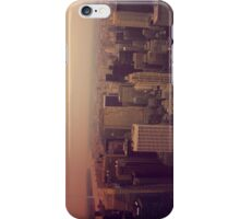 New York City Manhattan View from Empire State Building 2 iPhone Case/Skin