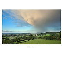 Meon Hill, Mickleton Photographic Print