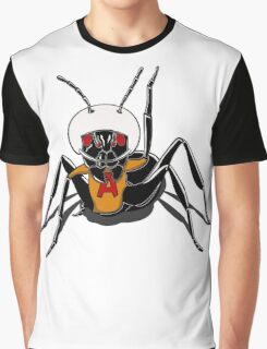 An atomic ant. Graphic T-Shirt