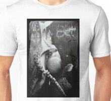 Grunge octopus Unisex T-Shirt