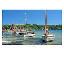 Salcombe Photographic Print