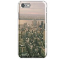 NYC View from Empire State Building iPhone Case/Skin