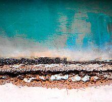 Beach storm by Susana Weber