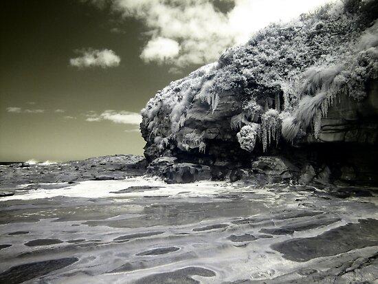 Phillip Island - Alien Beach by lightsmith