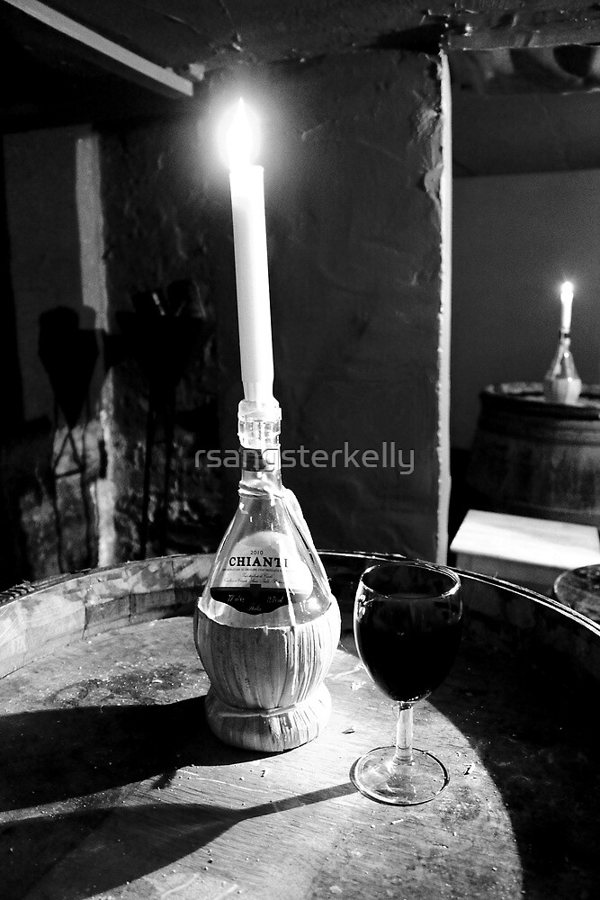 Rye, East Sussex - The Olde World Wines Cellar by rsangsterkelly