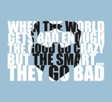 The Smart Go Bad by Shaun Beresford