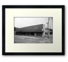 Salvation Army Framed Print