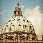 St. Peter's Basilica by Ryan Davison Crisp